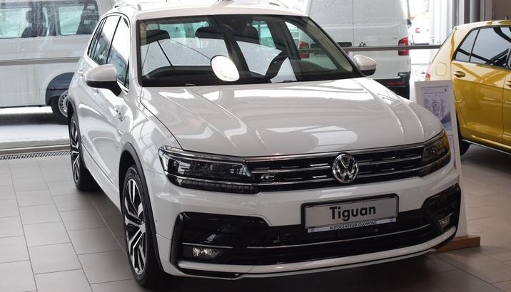 Volkswagen Tiguan R-line CL 1,4 TSI ACT 6DSG